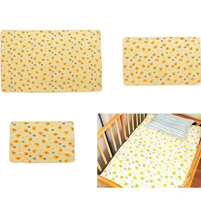 Breathable Absorbent Cloth Mat Towel Baby Urine Pad Cotton And Bamboo Fiber