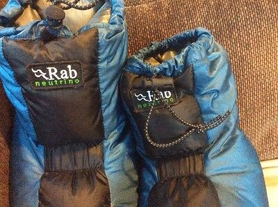 Rab Expedition Slippers Small