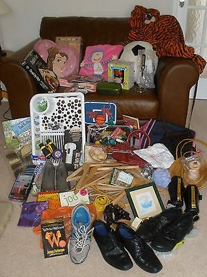 Job Lot Car Boot - Some Items New / Unused - Good Selection Of Items