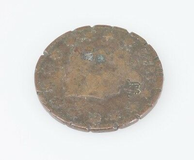 1822 1C, BN (Regular Strike) Coronet One Cent Coin True $1 Auction
