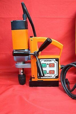 ROTABEAST PICCOL MODEL-03 Portable Magnetic Drill W/case USED