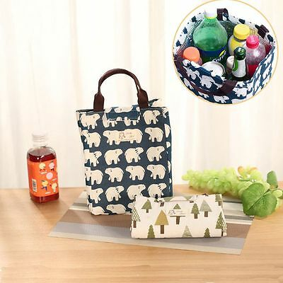 Feeding Mummy Lunch Insulation Bags Bottle Warmer Organizer Baby Food Storage
