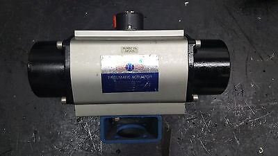 JC TL Spring Return Ball Valve Pneumatic Actuator ACR 200