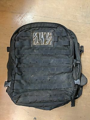 Genuine Blackhawk American Army Military SF Issue Black Molle Rucksack Backpack