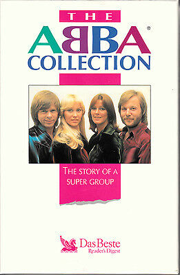ABBA - The ABBA Collection *4 MC Box *Das Beste Readers Digest ★ MC