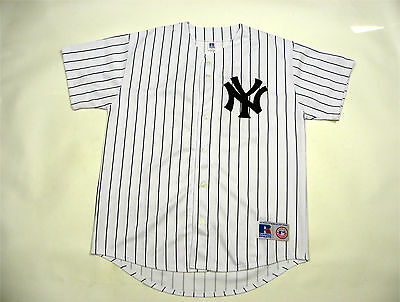 MLB Baseball New York Yankees Shirt Russell Athletic
