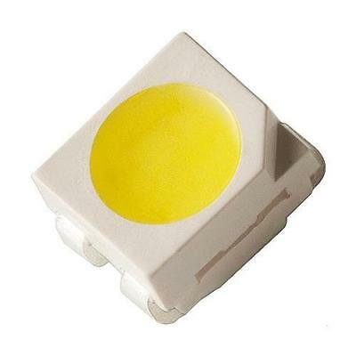 50 x Cree Series CLA1A-WKW, White LED 5500K, PLCC 4, Round Lens SMD package