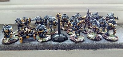 Beyond the Gates of Antares Boromite Painted Starter (metal, with extras)