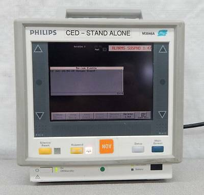 Philips M3046A Portable Patient Monitor M4