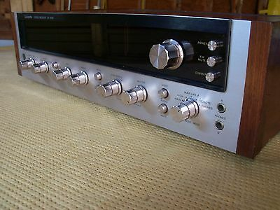 Lafayette Model LR-3500 AM-FM Stereo Receiver with manual Excellent!