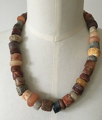 Ancient Excavated Beads Niger Delta
