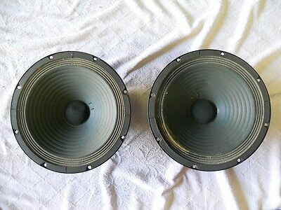 """Pair VINTAGE SPEAKERS ELECTRONIC- MELODY (CIARE) 10"""""""