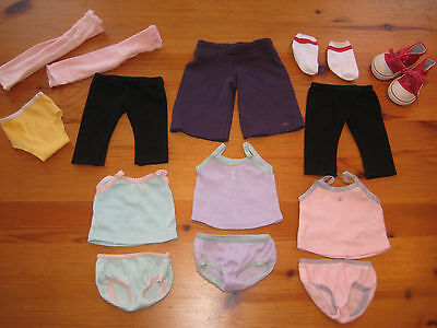 Lot of 14 Items - American Girl Doll Clothes and Accessories