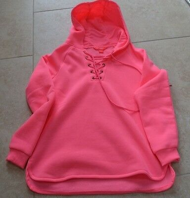 NEW pink girl hoodie size S (13-14 years old) from MIKK Athletica