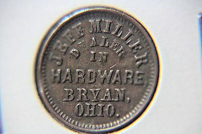 CWSC # 720 - OH - 100 - A - 1a - R 3 -  Jeff Miller Hardware - Bryan, OH