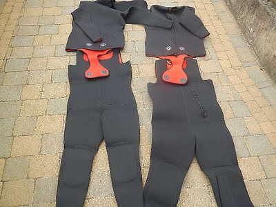 2 X Brand new diving wetsuit-Size Large