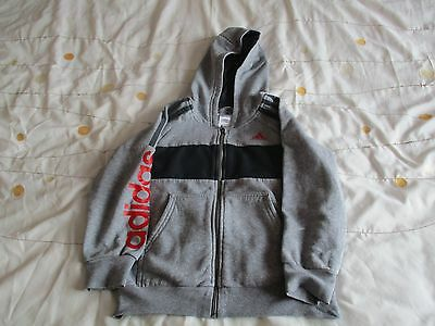 adidas Childs Hoodie age 6-7