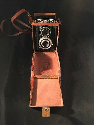 Vintage Russian Lomo Lubitel 2 TLR Medium Format Camera