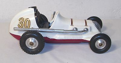 RAY COX THIMBLE DROME CHAMPION SPRINT TETHER CAR ORIGINAL 1950s SHARP NO ENGINE