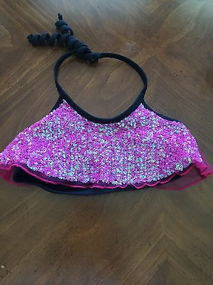 California Kisses Dancewear Top          ****OUT OF TOWN UNTIL 7/3****