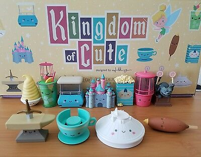 Disney Wonderground Vinylmation Kingdom Of Cute Set Of 11