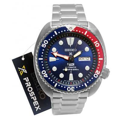 Seiko Men's PADI Divers Watch SRPA21K1