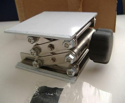 "Talboys 4"" x 4"" Heavy-Duty, Stainless Steel Lab-Lift part # 960055"