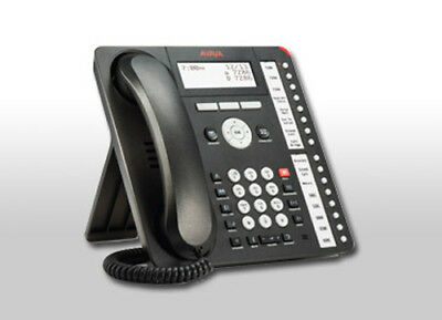 Avaya IP Office 1416 Digital Telephone 700469869 Black REFURB WARNTY