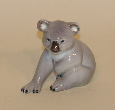 1996 B&G Bing & Grondahl Denmark Figure of the Year Baby Koala Bear Ltd Ed