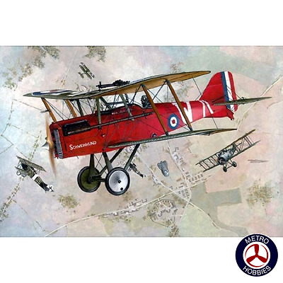Roden 1/32 RAF SE5A with Wolseley Viper MT RO607 Brand New