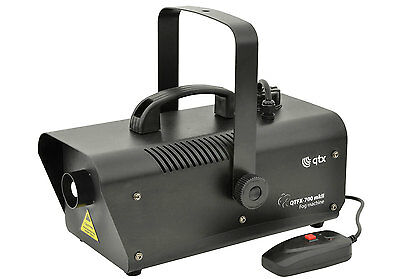 NEW QTX QTFX 700 MKII High Performance 700W Smoke Fog Machine QTFX700 QTFX-700