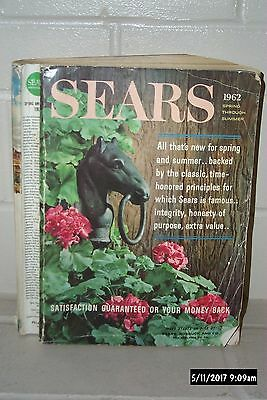 Sears Roebuck And Co 1962 Spring Through Summer Department Store Catalog