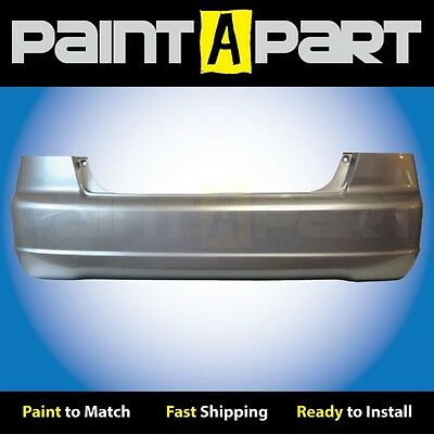 Painted to Match Rear Bumper Replacement for 2001-2003 Honda Civic /& Acura EL