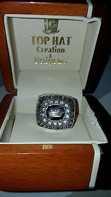 Freemason/Masonic/Knights Templar/33rd Degree Ring