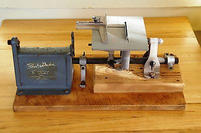 Black and Decker Drill powered hobby saw Vintage for the collector or Hobbyist