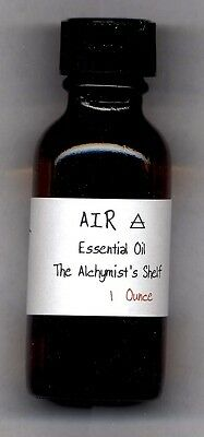 Air Elemental Oil 1 Oz Element Wiccan pagan Ritual Spell Essential