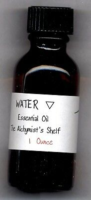 Water Elemental Oil 1 Oz Element Wiccan pagan Ritual Spell Essential