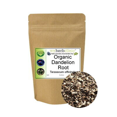 DANDELION ROOT ORGANIC NATUROPATHICALLY PREPARED TEA Taraxacum Officinalis