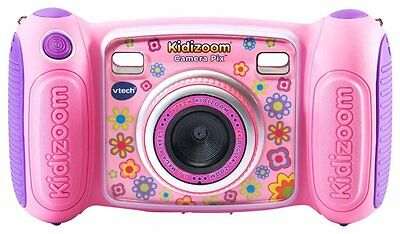 VTech KidiZoom Camera Pix Pink Best Quality Real Digital Educational Kids Toy