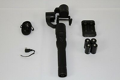 SkyLab 3-Axis Handheld Stabilizing Gimbal for GoPro Action Cameras Black