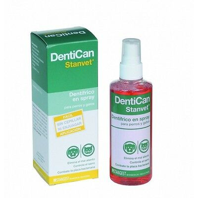 Dentican En Spray Stanvet 125 Ml,higiene Bucodental