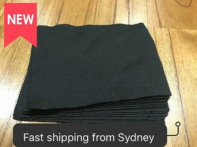 2*New Microfiber Cleaning Wipes Cloths for Camera Lens ipad Glasses Screens