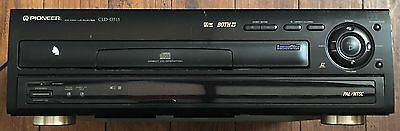 Pioneer CLD-D515 Laserdisc Player With Instructions And Remote Control