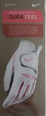 Nike Dura Feel Golf Glove Size 22cm - Left Hand - Brand New In Box