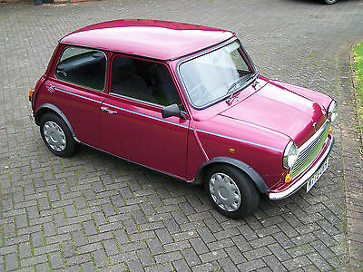 1994 Classic Mini 35 Ltd Edition 60000 Genuine Miles S/h Fullmot Super Condition