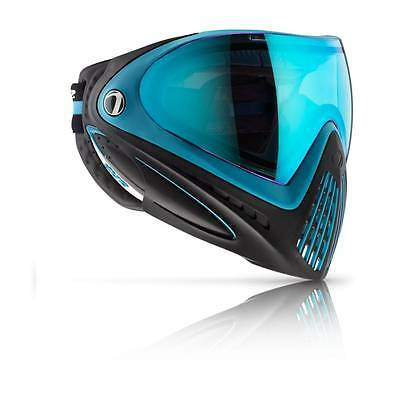New Dye i4 Pro Special Edition Paintball Mask - Powder Blue..