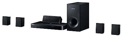 Samsung Ht-J4500 500W 5.1 Channel Blu-Ray Dvd Player Home Theatre System