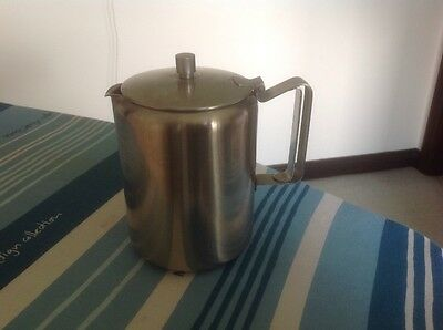 Vintage/ Old Hall Stainless Steel coffee pot
