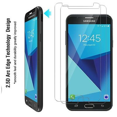 For Samsung Galaxy J7 2017 Tempered Glass Screen Protector