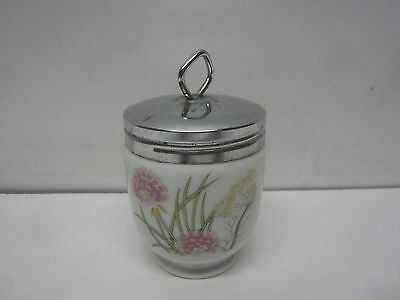 Vintage Shafford Egg Coddler Herbs and Spices Jar with Lid